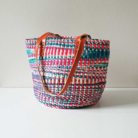 Multicoloured-pink-blue-sisal-tote